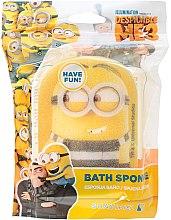 Parfums et Produits cosmétiques Eponge de bain pour enfants Minions, Minion prisonnier - Suavipiel Minnioins Bath Sponge