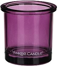 Parfums et Produits cosmétiques Bougeoir pour bougie votive - Yankee Candle POP Violet Tealight Votive Holder