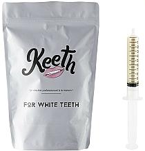 Parfums et Produits cosmétiques Kit de recharges pour blanchiment dentaire, Noix de coco - Keeth Coconut Refill Pack