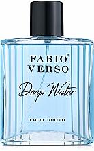 Parfums et Produits cosmétiques Bi-Es Fabio Verso Deep Water - Eau de toilette