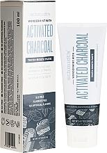 Parfums et Produits cosmétiques Dentifrice au charbon actif - Schmidt's Wondermint Activated Charcoal Toothpaste