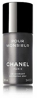 Chanel Pour Monsieur - Déodorant spray — Photo N1