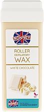Parfums et Produits cosmétiques Cartouche de cire à épiler roll-on Chocolat blanc - Ronney Wax Cartridge White Chocolate