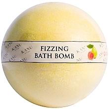 Parfums et Produits cosmétiques Bombe de bain pétillante, Goyave - Kanu Nature Bath Bomb Guava