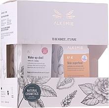 Parfums et Produits cosmétiques Alkemie - Coffret (sérum pour visage/30ml + élixir pour visage/15ml)
