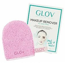 Parfums et Produits cosmétiques Gant démaquillant, rose - Glov On-The-Go Makeup Remover Rose
