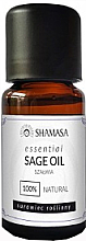 Parfums et Produits cosmétiques Huile essentielle de sauge - Shamasa