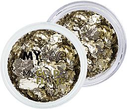 Parfums et Produits cosmétiques Paillettes pour ongles - MylaQ My Gold Flakes