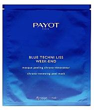 Parfums et Produits cosmétiques Masque peeling chrono-rénovateur - Payot Blue Techni Liss Week-End