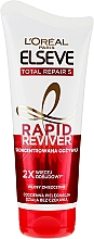 Parfums et Produits cosmétiques Après-shampooing pour cheveux abîmés - L'Oreal Paris Elseve Rapid Reviver Total Repair 5