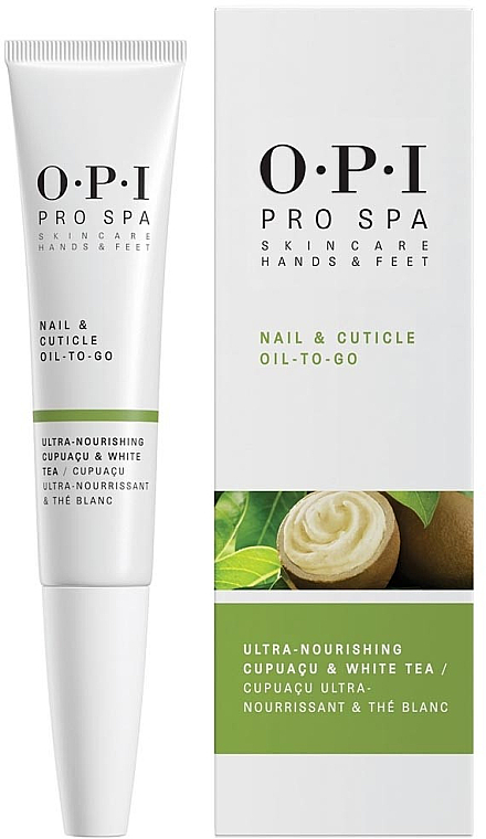 Huile pour ongles et cuticules - O.P.I. ProSpa Nail & Cuticle Oil To Go