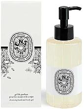 Parfums et Produits cosmétiques Diptyque Eau Des Sens - Gel nettoyant pour mains et corps