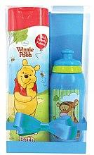 Parfums et Produits cosmétiques Set - Disney Winnie The Pooh (mousse de bain/500ml + gourdes réutilisables)
