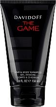Parfums et Produits cosmétiques Davidoff The Game - Gel douche
