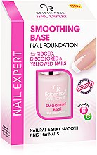 Parfums et Produits cosmétiques Base coat lissante les ongles - Golden Rose Nail Expert Smoothing Base Nail Foundation