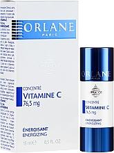 Parfums et Produits cosmétiques Sérum concentré énergétisant visage avec vitamine C - Orlane Supradose Vitamine C Energizing Concentre