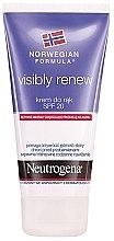 Parfums et Produits cosmétiques Crème pour mains - Neutrogena Visibly Renew Hand Cream