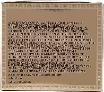 Crème de nuit au beurre de karité et extrait de fucus - Elizabeth Arden Ceramide Premiere Intense Moisture and Renewal Overnight Regeneration Cream — Photo N1