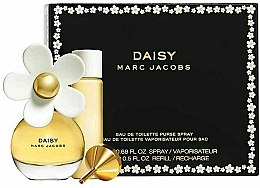 Parfums et Produits cosmétiques Marc Jacobs Daisy - Coffret (eau de toilette/20ml + eau de toilette/15ml/recharge)