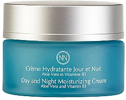 Parfums et Produits cosmétiques Crème à l'aloe vera pour visage - Innossence Innosource Moisturizing Cream Day And Night