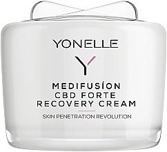 Parfums et Produits cosmétiques Crème de jour à l'huile de chanvre  - Yonelle Medifusion CBD Forte Recovery Cream