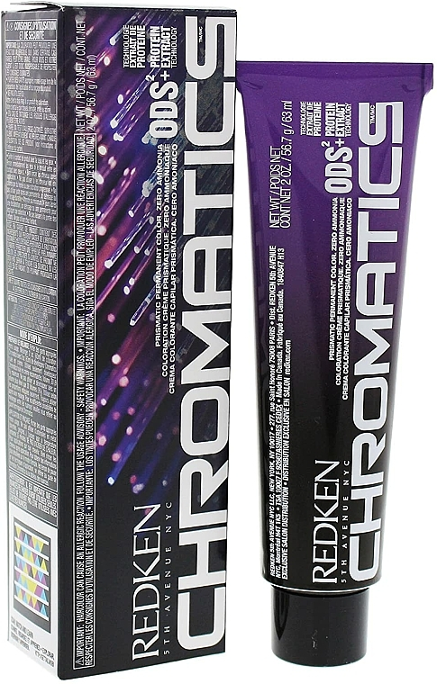 Coloration sans ammoniaque pour cheveux - Redken Chromatics