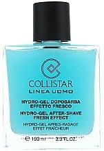 Collistar - Set (hydro-gel après-rasage effet fraîcheur/100ml + anti-rides révitalisant quotidien/30ml) — Photo N2