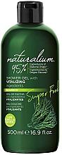 Parfums et Produits cosmétiques Gel douche aux algues - Naturalium Shower Gel Vitalizing