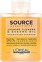 Parfums et Produits cosmétiques Shampooing nourrissant pour cheveux secs - L'Oreal Professionnel Source Essentielle Nourishing Shampoo