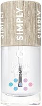 Parfums et Produits cosmétiques Top coat vegan pour ongles - Kabos Simply Top Coat Clean Beauty Top Coat