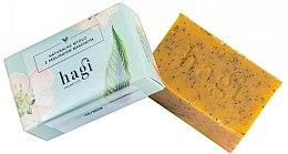 Parfums et Produits cosmétiques Savon naturel à l'huile d'argousier et pavot - Hagi Natural Soap
