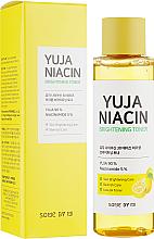 Parfums et Produits cosmétiques Lotion tonique à l'extrait de yuzu 90% pour visage - Some By Mi Brightening Toner
