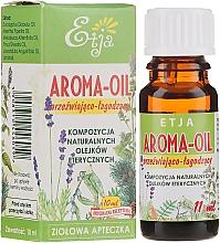 Parfums et Produits cosmétiques Complexe rafraîchissant et apaisant d'huiles essentielles - Etja