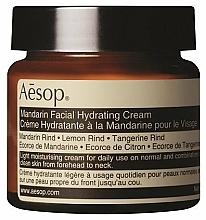 Parfums et Produits cosmétiques Crème à la mandarine pour visage - Aesop Mandarin Facial Hydrating Cream