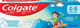 Parfums et Produits cosmétiques Dentifrice pour enfants de 6 à 9 ans - Colgate Junior 6-9 Toothpaste