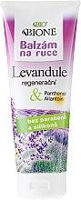 Parfums et Produits cosmétiques Baume à la lavande pour mains - Bione Cosmetics Lavender Hand Ointment
