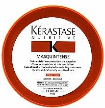 Parfums et Produits cosmétiques Masque intense pour cheveux - Kerastase Masquintense Irisome Nutritive