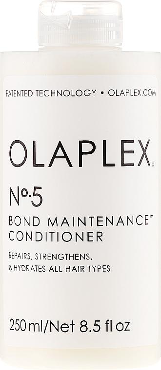 Après-shampooing régénérant pour cheveux colorés - Olaplex No 5 Bond Maintenance Conditioner