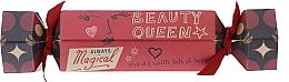 Parfums et Produits cosmétiques Bath House Beauty Queen - Coffret cadeau (baume à lèvres/15g + sels de bain/60g)