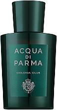 Parfums et Produits cosmétiques Acqua di Parma Colonia Club - Eau de Cologne