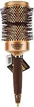 Parfums et Produits cosmétiques Brosse brushing thermique, 62 mm - Olivia Garden Nano Thermic Ceramic + Ion Thermic Contour Thermal d 62
