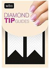 Parfums et Produits cosmétiques Papiers contours pour french manucure - Wibo Diamond Manicure Tip Guides