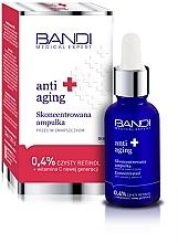 Parfums et Produits cosmétiques Concentré de nuir en ampoule au rétinol et vitamine C pour visage - Bandi Medical Expert Anti Aging Concetrated Ampoule