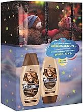 Parfums et Produits cosmétiques Schwarzkopf Schauma Charity Box - Set (shampooing/250ml + après-shampooing/200ml)