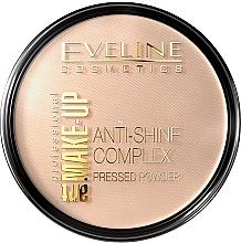 Parfums et Produits cosmétiques Poudre minérale matifiante pour visage - Eveline Cosmetics Anti-Shine Complex