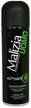 Parfums et Produits cosmétiques Mirato Malizia Uomo Vetiver - Mousse à raser à l'aloe vera