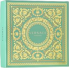 Parfums et Produits cosmétiques Versace Versense - Coffret (eau de toilette/30ml + lotion corporelle/50ml)