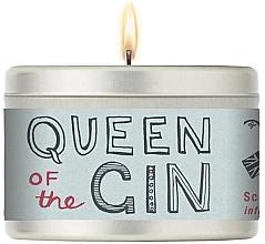 Parfums et Produits cosmétiques Bougie parfumée - Bath House Queen Of The Gin Juniper Gin Scented Candle