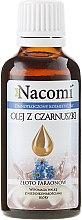 Parfums et Produits cosmétiques Huile de cumin noir pour visage et corps - Nacomi Olej Z Czarnuszki Złoto Faraonów