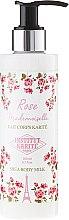 Parfums et Produits cosmétiques Lait corporel Rose - Institut Karite Rose Mademoiselle Shea Body Milk